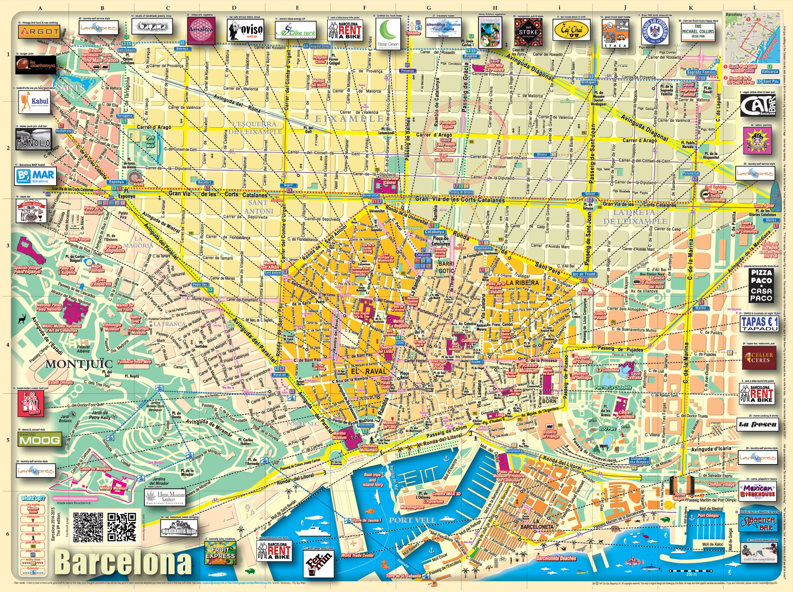 Cityspy See Maps In All Over Europe